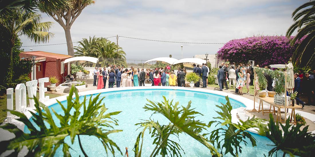 Celebraciones en Jardines de los Perales